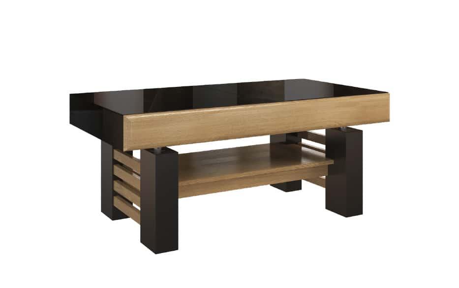 Mebin coffee tables adjustable height plus - Telescoping coffee table ...