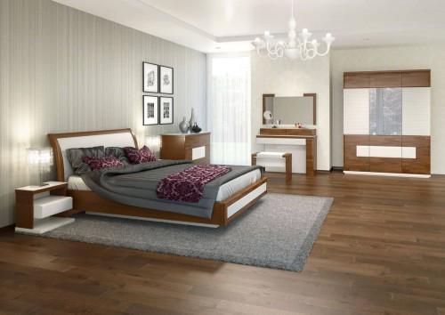 Verano wanilia sypialnia